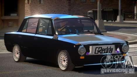VAZ 2101 L-Tuned для GTA 4
