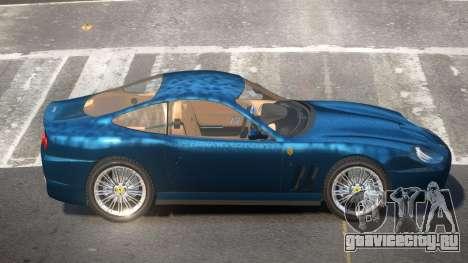 Ferrari 575M V1.2 для GTA 4