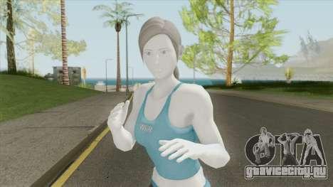 Wii Fit Trainer (Smash Ultimate) для GTA San Andreas