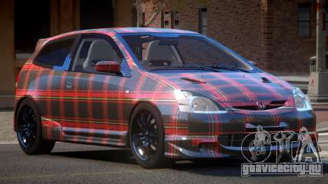 Honda Civic Type R-Tuned PJ5 для GTA 4
