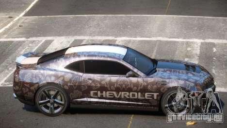 Chevrolet Camaro STI PJ3 для GTA 4