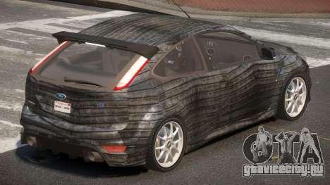 Ford Focus RS L-Tuned PJ6 для GTA 4