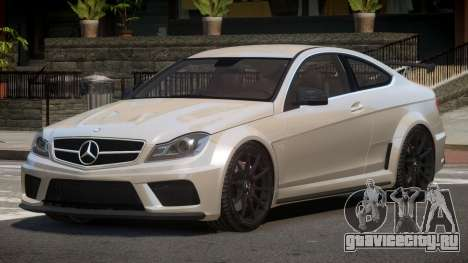 Mercedes Benz C63 S-Tuned для GTA 4