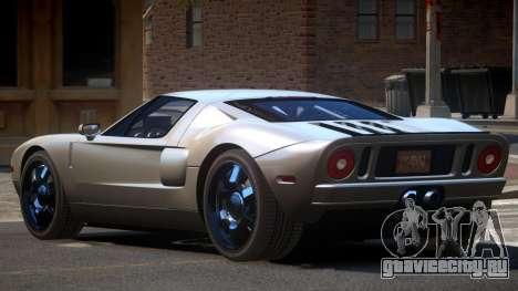 Ford GT S-Tuned для GTA 4