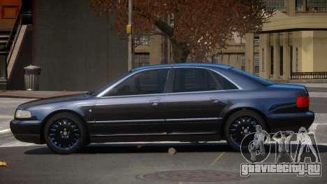 Audi A8 ST V1.1 для GTA 4