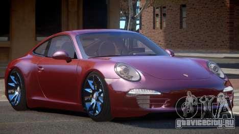 Porsche 911 RGB-97 для GTA 4