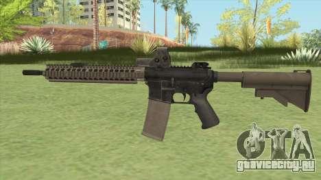 M4 SOPMOD II для GTA San Andreas