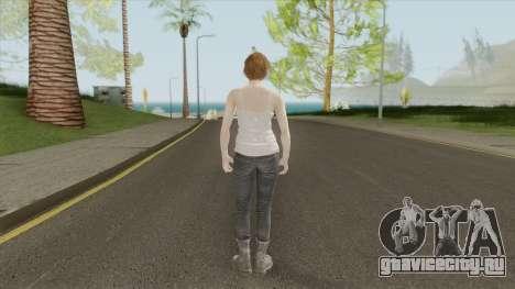 Jill Valentine V1 (RE3 Remake) для GTA San Andreas