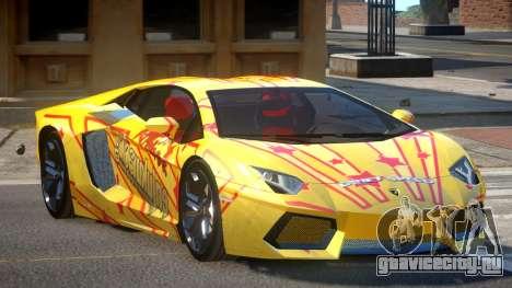 Lamborghini Aventador LP700 RP PJ6 для GTA 4