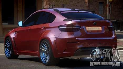 BMW X6 H-Style для GTA 4