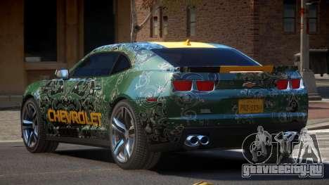 Chevrolet Camaro STI PJ4 для GTA 4