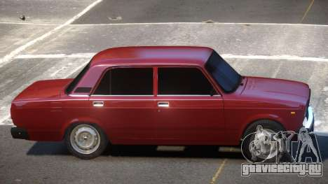 VAZ 2107 V1.7 для GTA 4
