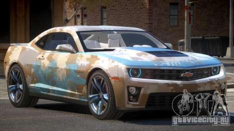 Chevrolet Camaro ZL1 R-Tuned PJ3 для GTA 4