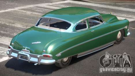 Hudson Hornet RT для GTA 4