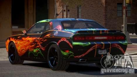 Dodge Challenger GT 392 PJ4 для GTA 4