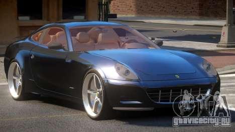Ferrari 612 GT для GTA 4