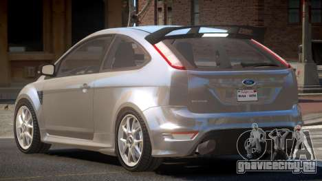Ford Focus RS L-Tuned для GTA 4