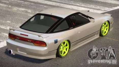 Nissan 240SX SR для GTA 4