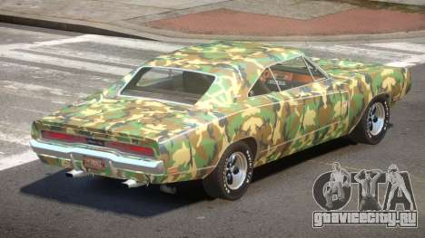 Dodge Charger 440 PJ2 для GTA 4