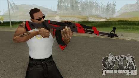 AK-47 (Reaper) для GTA San Andreas