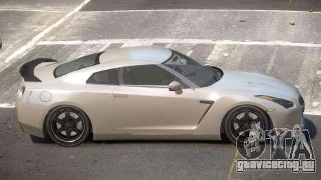Nissan GT-R IS для GTA 4