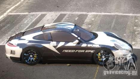 Porsche 911 LR PJ5 для GTA 4