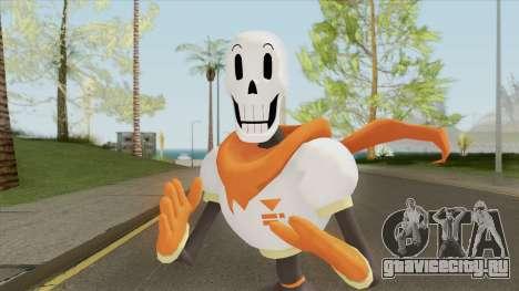 Papyrus (Undertale) для GTA San Andreas