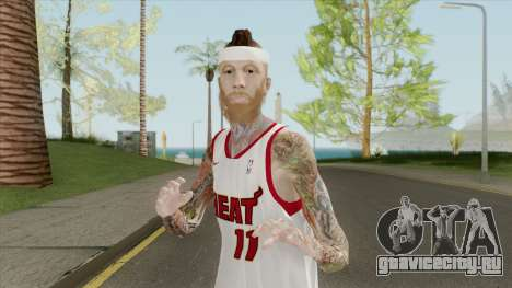 Chris Andersen (Miami Heat) для GTA San Andreas