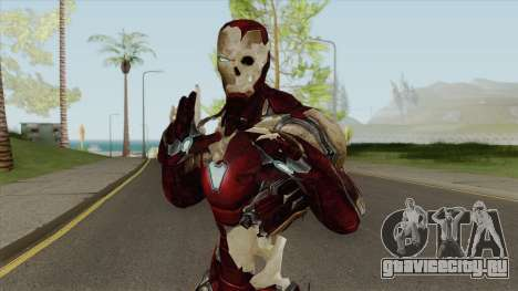 Iron Man Zombie (Spider-Man: Far From Home) для GTA San Andreas