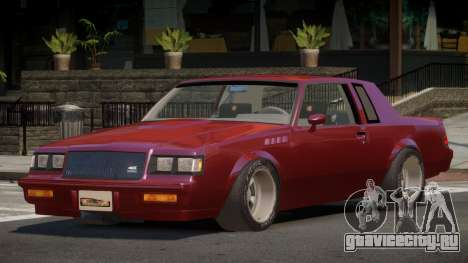 Buick Regal LS для GTA 4