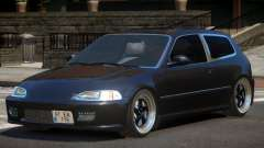 Honda Civic RTS