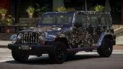 Jeep Wrangler LT PJ6 для GTA 4