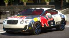 Bentley Continental RT PJ2 для GTA 4