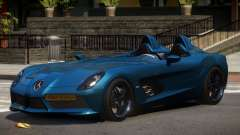 Mercedes Benz SLR Custom для GTA 4