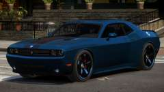 Dodge Challenger L-Tuned для GTA 4