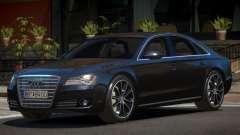 Audi A8 SE для GTA 4