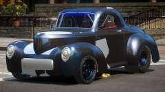Willys Coupe 441 PJ2 для GTA 4