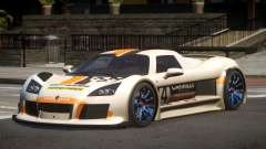 Gumpert Apollo TDI PJ2 для GTA 4