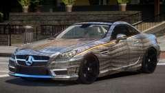 Mercedes SLK55 RG38 PJ6 для GTA 4
