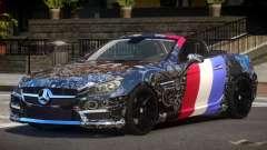 Mercedes Benz SLK DDS PJ4 для GTA 4