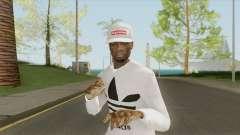 50 Cent (HQ) для GTA San Andreas