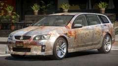 Holden VE Commodore RT PJ4 для GTA 4
