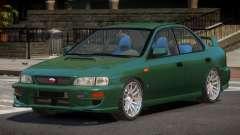 Subaru Impreza WRX R-Style для GTA 4