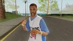 Crips Gang Member V6 для GTA San Andreas