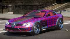 Mercedes Benz SLR H-Style PJ2 для GTA 4