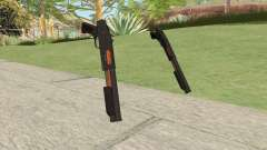 Sawed-Off Shotgun GTA V (Orange) для GTA San Andreas
