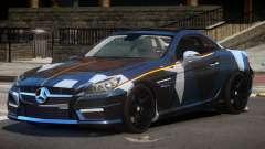 Mercedes SLK55 RG38 PJ2 для GTA 4