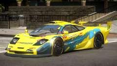 McLaren F1 G-Style PJ1 для GTA 4
