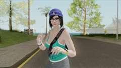 Random Female V18 (GTA Online) для GTA San Andreas
