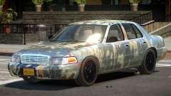 Ford Crown Victoria CL PJ4 для GTA 4